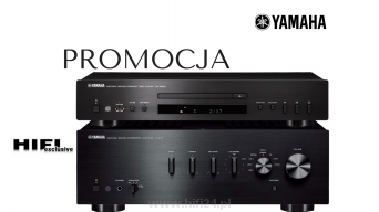 Yamaha AS301 + Yamaha CD-S300