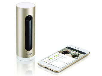 Netatmo Welcome Inteligenta kamera do domu