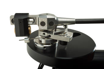 "Nottingham Analogue Ace Space 10"" Tonearm Ramie z wkładką"