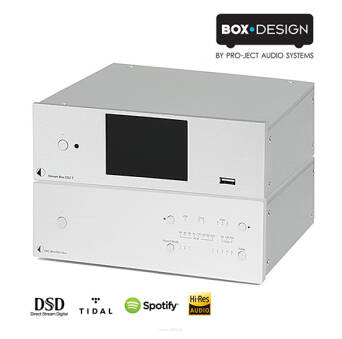 Pro-Ject Streamer Box DS2T + DAC Box DS2 Ultra