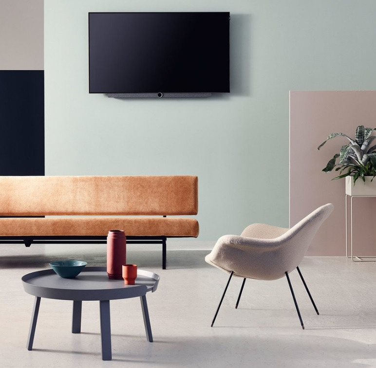 loewe bild oled promocja. Black Bedroom Furniture Sets. Home Design Ideas